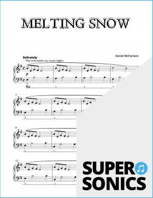 Melting Snow sample 1