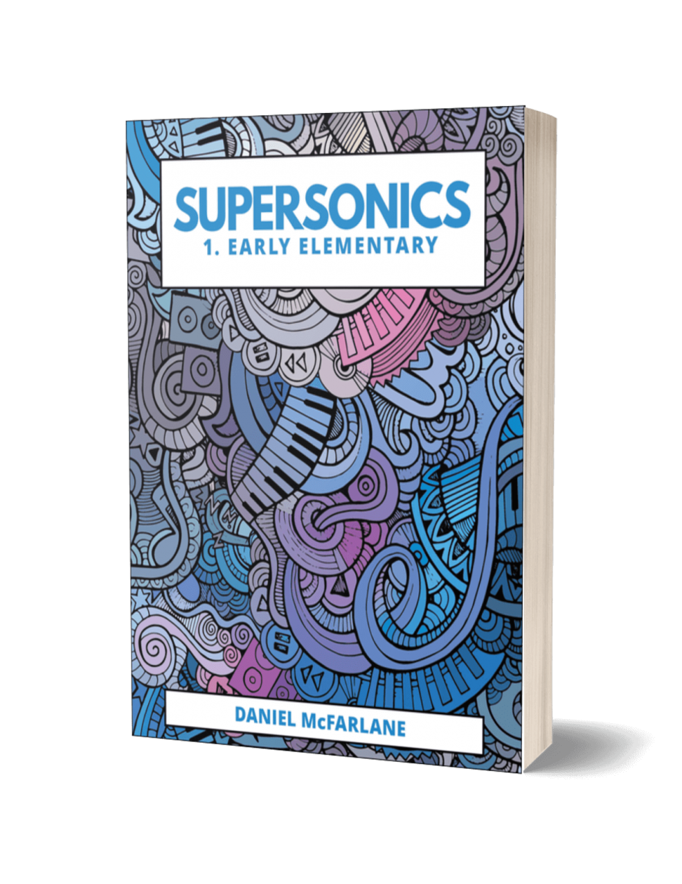 Supersonics Collection 1 cover