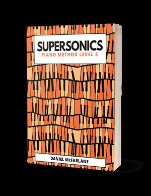 Supersonics Piano Method Level 5 cover