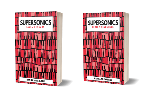 Supersonics Piano Method Theory and Resources