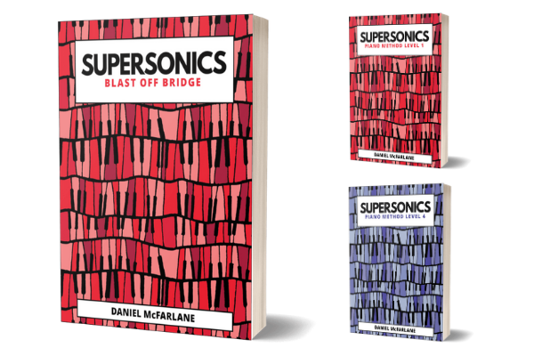 Supersonics Piano Method transfer students