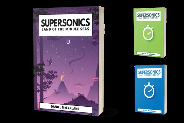 Supersonics Piano Supplementary Adventures