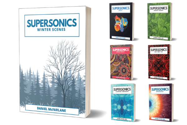 Supersonics Piano Soundscapes