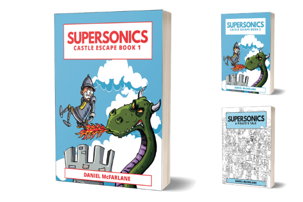 Supersonics Piano Stories