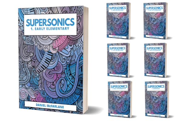Supersonics Piano Collections